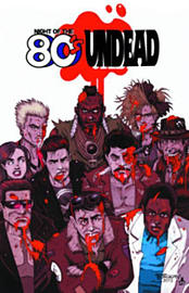 Night of the 80's Undead (Paperback) Books