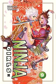 Ninja Girls 9 (Paperback) Books