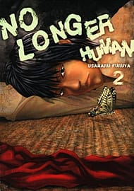 No Longer Human Vol. 2 (Paperback) Books