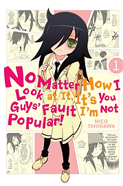 No Matter How I Look At It, It's You Guys' Fault I'm Not Popular, Vol. 1 (Paperback) Books