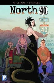 North 40 TP (Paperback) Books