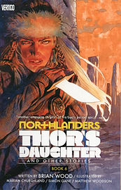 Northlanders TP Vol 06 Thors Daughter (Paperback) Books