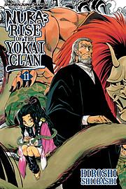 Nura: Rise of the Yokai Clan 11 (Paperback) Books