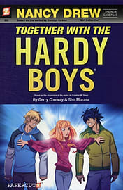 NANCY DREW TOGETHER WITH THE HARDY BOYS Books