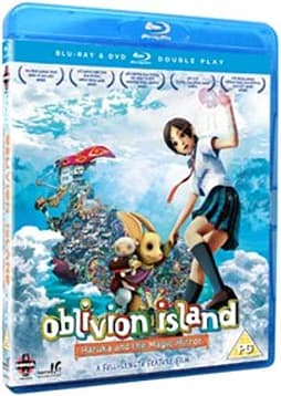 Oblivion Island: Haruka And The Magic Mirror Double Play [DVD & Blu-ray] DVD