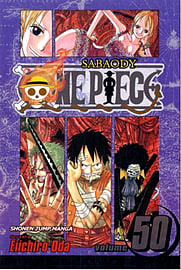 One Piece Vol 50 (Paperback) Books