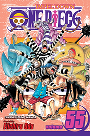 One Piece Vol 55 (Paperback) Books
