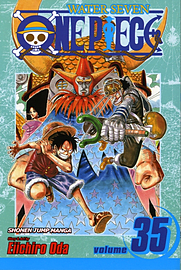 One Piece Volume 35 (Paperback) Books