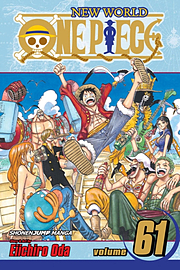 One Piece 61 (Paperback) Books