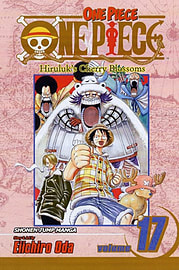 One Piece, Vol. 17 (Paperback) Books