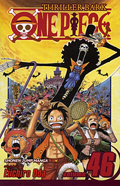 One Piece, Vol. 46 (Paperback) Books
