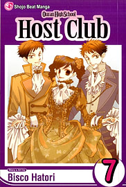 Ouran High School Host Club, Volume 7 (v. 7) (Paperback) Books