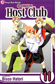 Ouran High School Host Club volume 11 (Paperback) Books