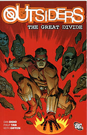 Outsiders: The Great Divide (Paperback) Books
