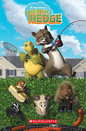 Over the Hedge (Popcorn Readers) (Paperback) Books