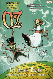 Oz: Dorothy & The Wizard in Oz (Marvel Classics) (Hardcover) Books