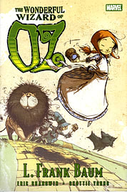 Oz: The Wonderful Wizard Of Oz HC (Oversized) (Hardcover) Books
