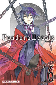 Pandora Hearts, Vol. 16 (Paperback) Books