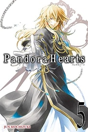 Pandora Hearts, Vol. 5 (Paperback) Books