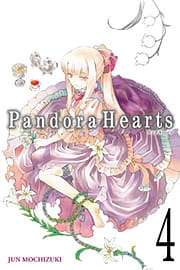 Pandora Hearts: Vol 4 (Paperback) Books