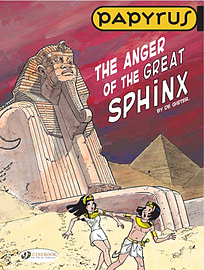Papyrus Vol.5: The Anger of the Great Sphinx (Paperback) Books