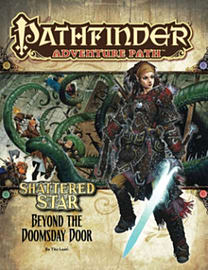 Pathfinder Adventure Path: Shattered Star Part 4 - Beyond the Doomsday Door (Paperback) Books