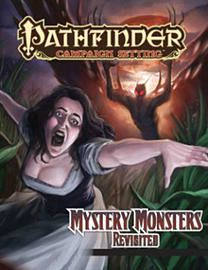 Pathfinder Campaign Setting: Mystery Monsters Revisited (Paperback) Books