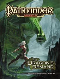 Pathfinder Module: The Dragon's Demand (Paperback) Books