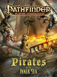 Pathfinder Player Companion: Pirates of the Inner Sea (Paperback) Books
