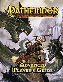 Pathfinder Roleplaying Game: Advanced Player's Guide (Hardcover) Books