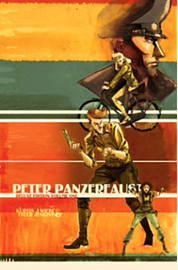 Peter Panzerfaust Deluxe Hardcover (Current Printing) (Hardcover) Books