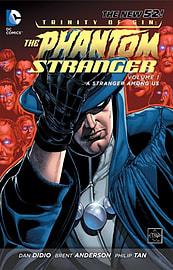 Phantom Stranger Volume 1: A Stranger Among Us TP (The New 52) (Paperback) Books