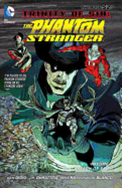 Phantom Stranger Volume 2 Breach Of Faith (TP The New 52) (Trinity of Sin: The Phantom Stranger) (Pa Books