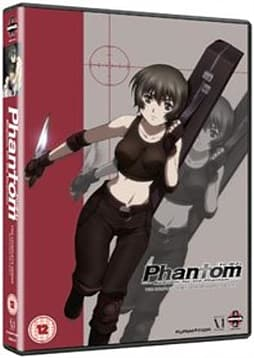 Phantom: Requiem Complete Series [DVD] DVD