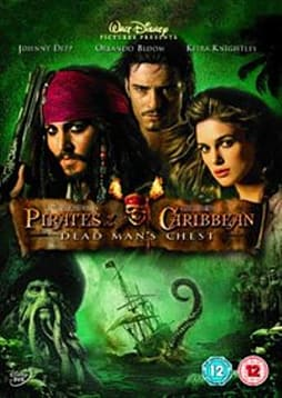 Pirates Of The Caribbean - Dead Man's Chest [DVD] DVD