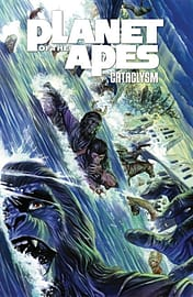 Planet of the Apes: Cataclysm Vol. 3 (Planet of the Apes (Boom Studios)) (Paperback) Books