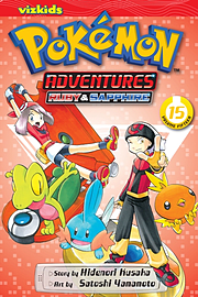 Pokemon Adventures 15 (Pokemon Adventures (Viz Paperback)) (Paperback) Books