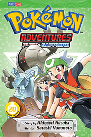 Pokemon Adventures 20 (Pokemon Adventures: Ruby & Sapphire) (Paperback) Books