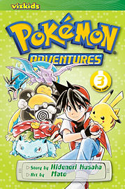 Pokemon Adventures 3 (Pokemon Adventures (Viz Media)) (Paperback) Books