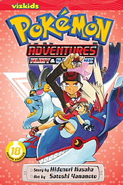 Pokemon Adventures: Ruby And Sapphire, Vol. 18 (Paperback) Books