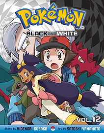 Pokemon Black & White 12 (Pokemon Black and White) (Paperback) Books