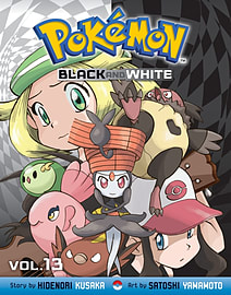 Pokemon Black & White 13 (Paperback) Books