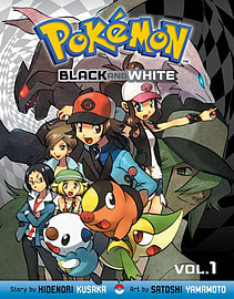 Pokemon Black and White 1 (Paperback) Books