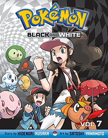 Pokemon Black and White, Vol. 7 (Paperback) Books
