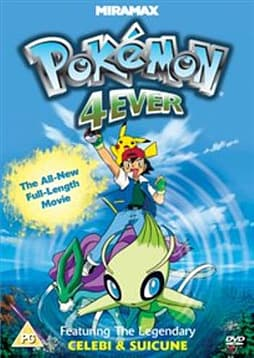 Pokemon 4Ever [DVD] DVD