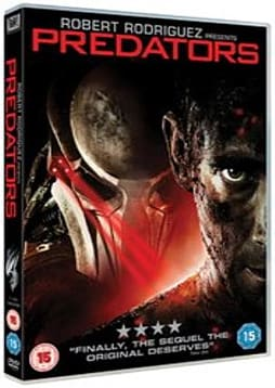 Predators [DVD] DVD