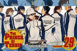 Prince of Tennis Vol 29 (Paperback) Books