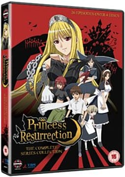 Princess Resurrection Complete Series Collection [DVD] DVD