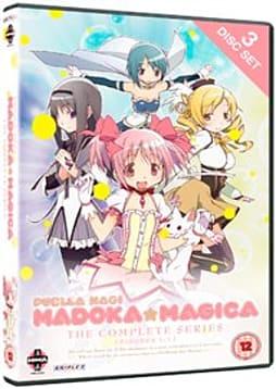 Puella Magi Madoka Magica Complete Series Collection [DVD] DVD
