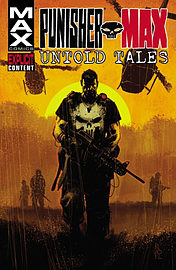 Punisher Max: Untold Tales (Punisher Max (Quality Paper)) (Paperback) Books
